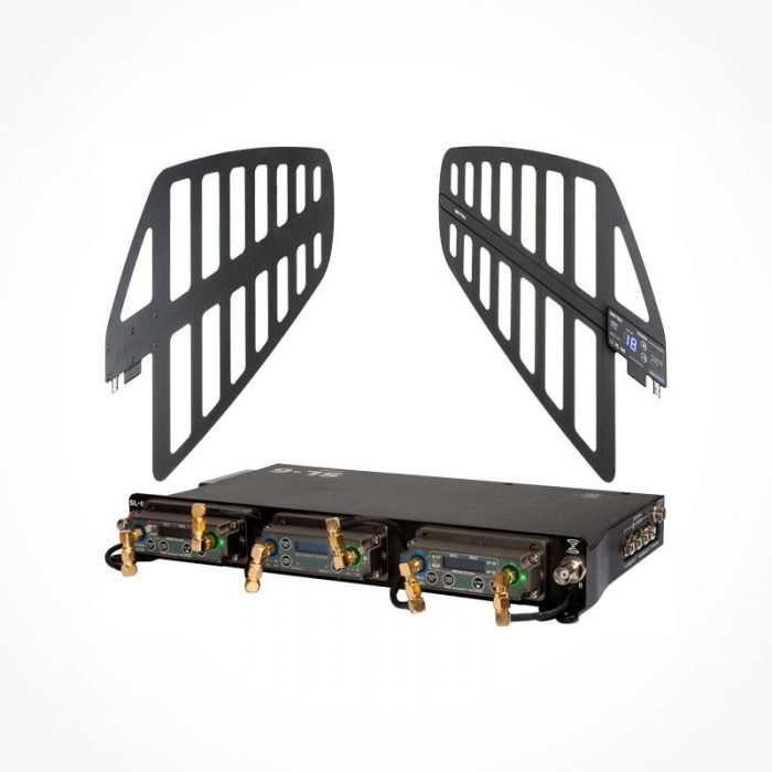 SOUND DEVICES 688 + SL6 Multicoupleur HF + Antennes actives